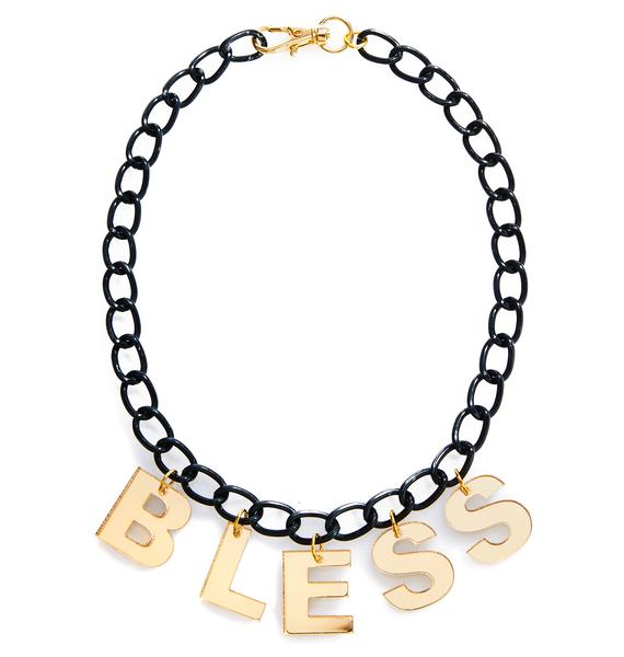 Trixy Starr Bless Necklace