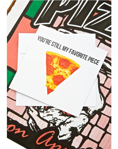 Hot Piece Card