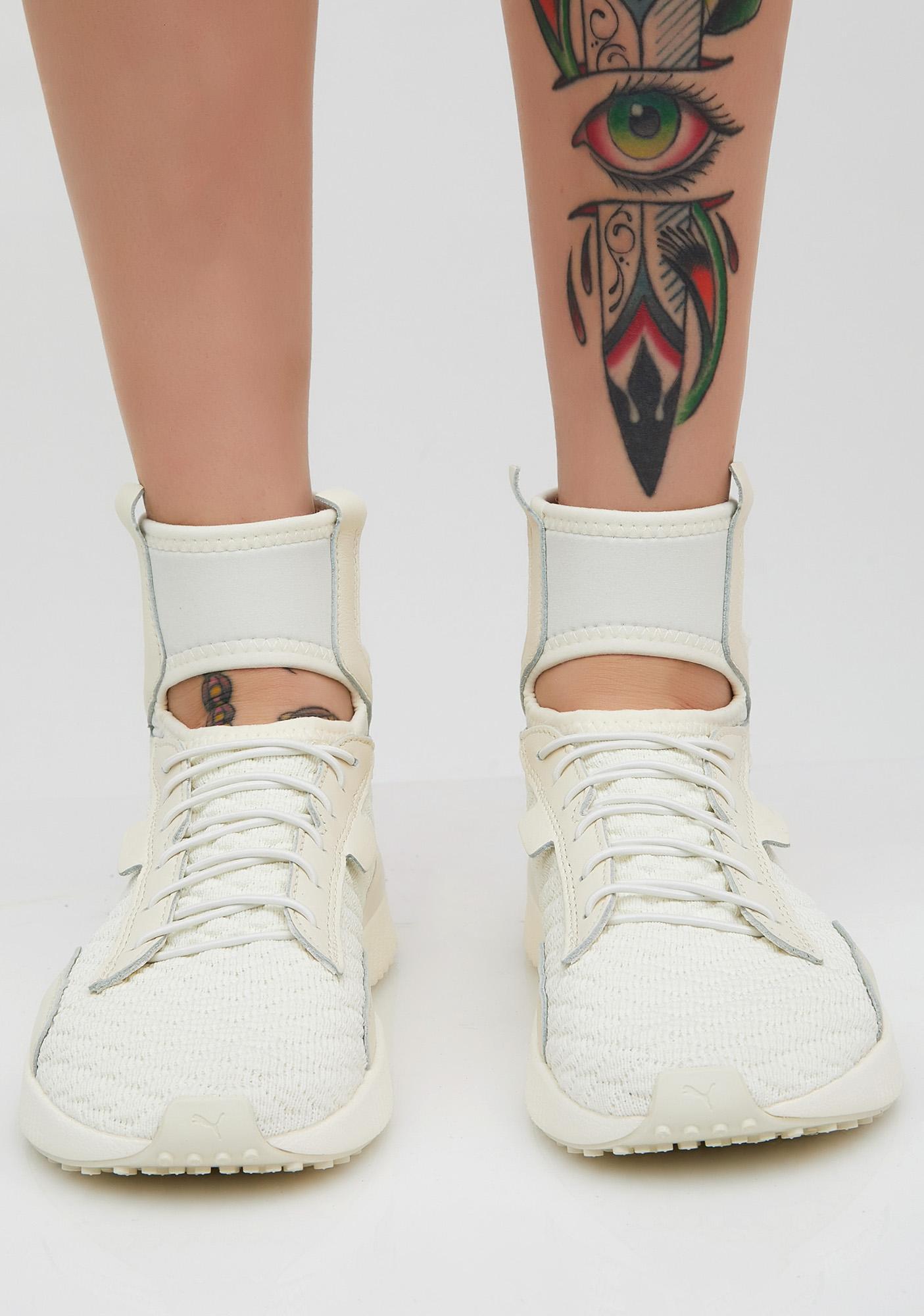 90577c4c1034 ... PUMA FENTY PUMA By Rihanna Trainer Mid Geo Sneakers ...