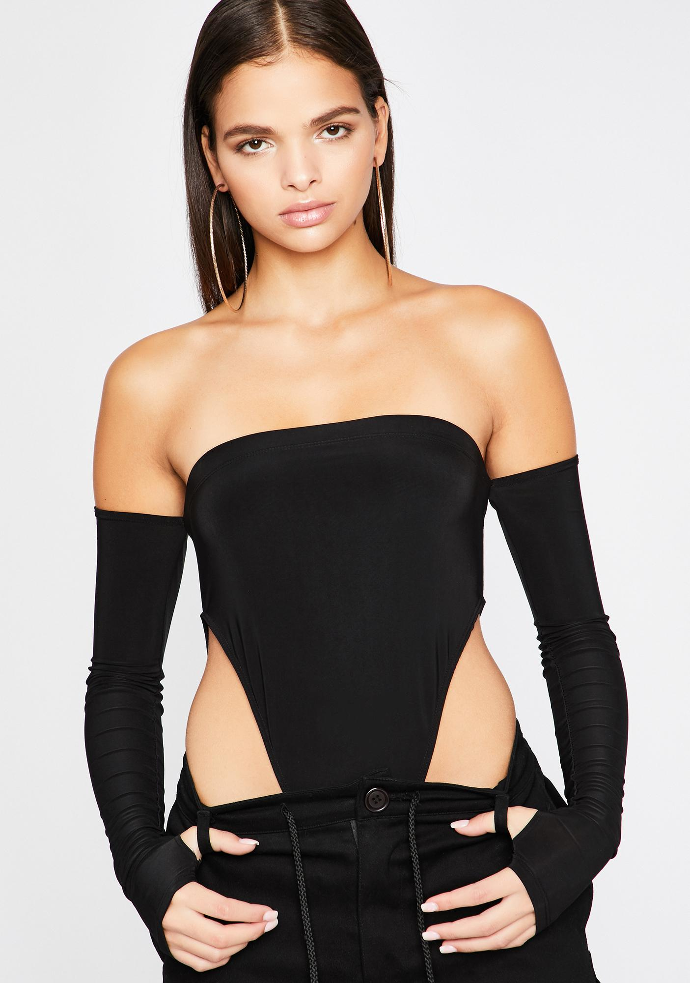 High Standards Long Sleeve Bodysuit