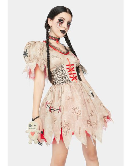Ready Set Jinx Voodoo Doll Costume
