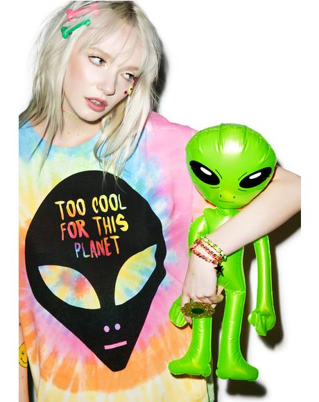 Too Cool For This Planet Tee