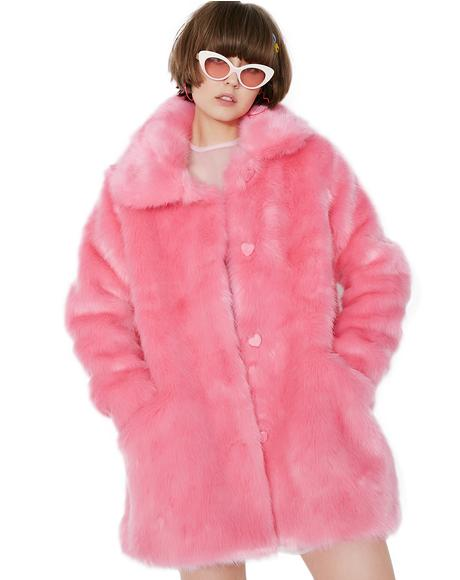 Fur Bear Coat