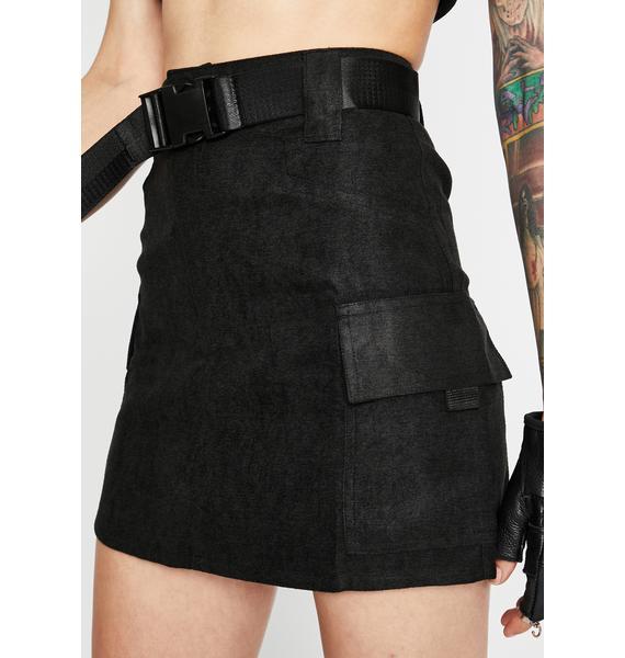 Packin' Heat Cargo Skirt