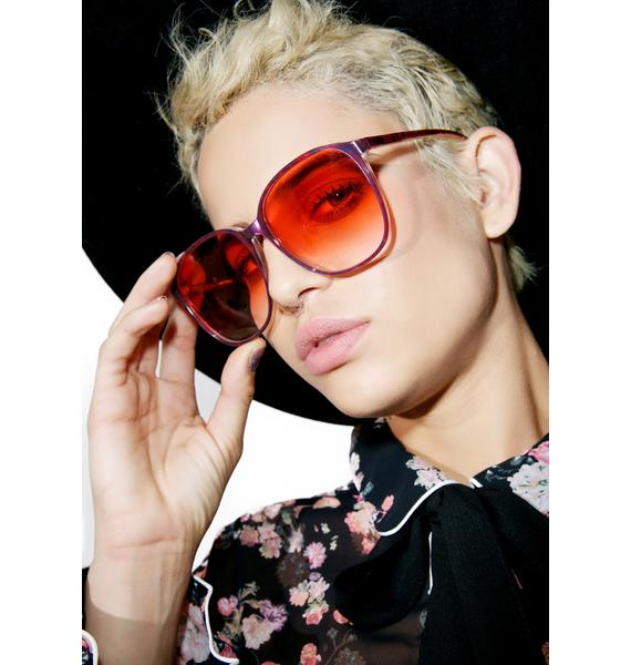 Sunset Oversize Sunglasses