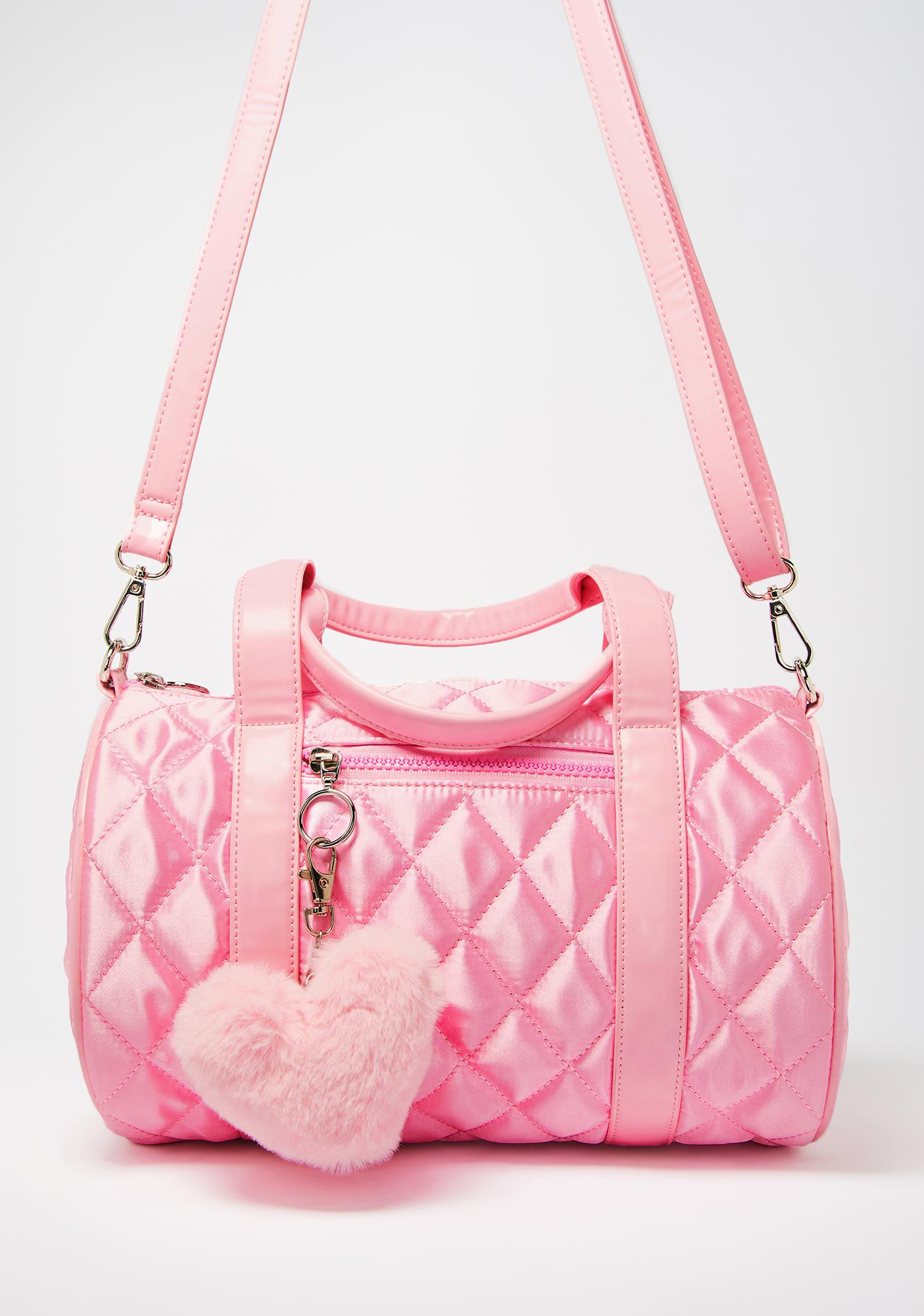 Sugar Thrillz Little Delights Quilted Duffel Bag