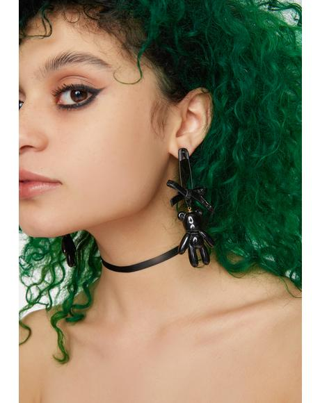 Sweet Terror Drop Earrings
