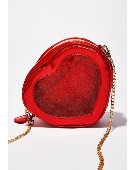 Heart Knows Everything Bag