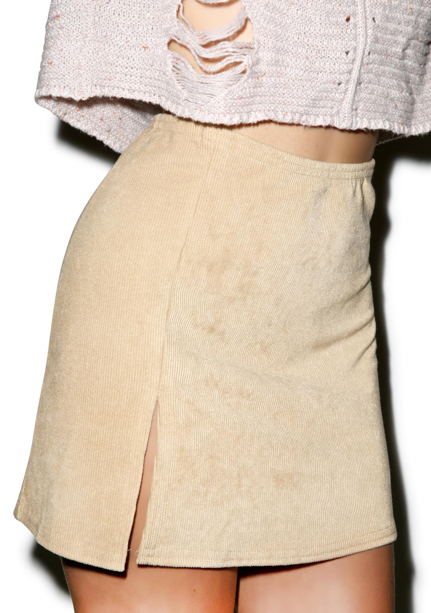 American Deadstock Da Gap Corduroy Skirt