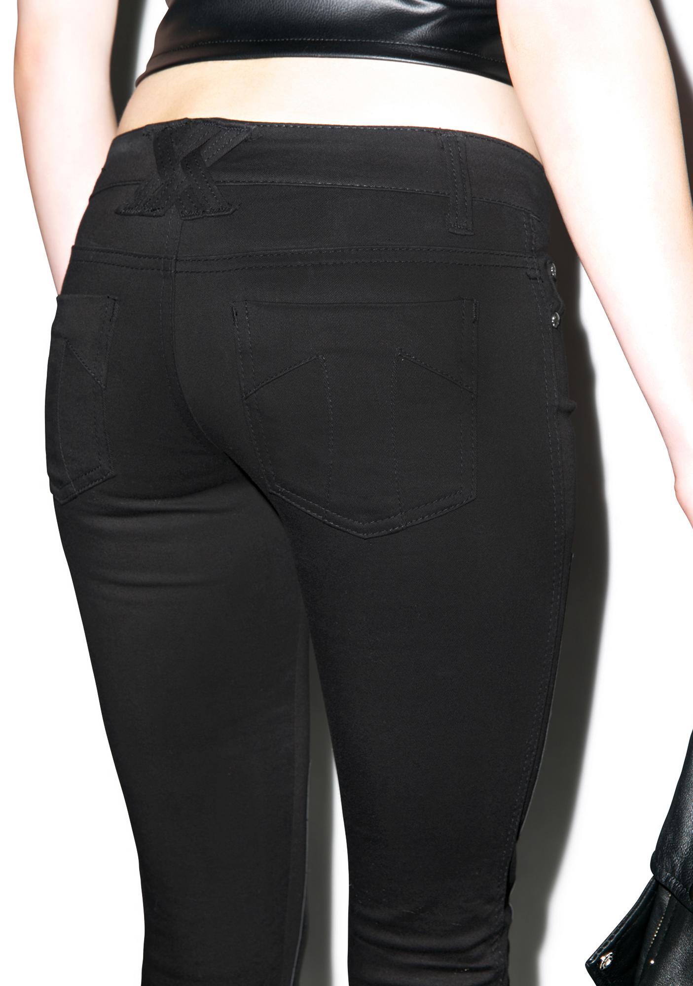 Tripp NYC Patch Jeans