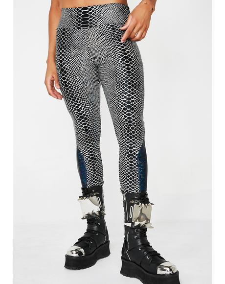 Holographic Python Meggings