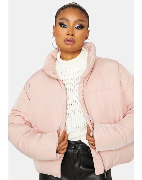 Powerpuff Cropped Jacket