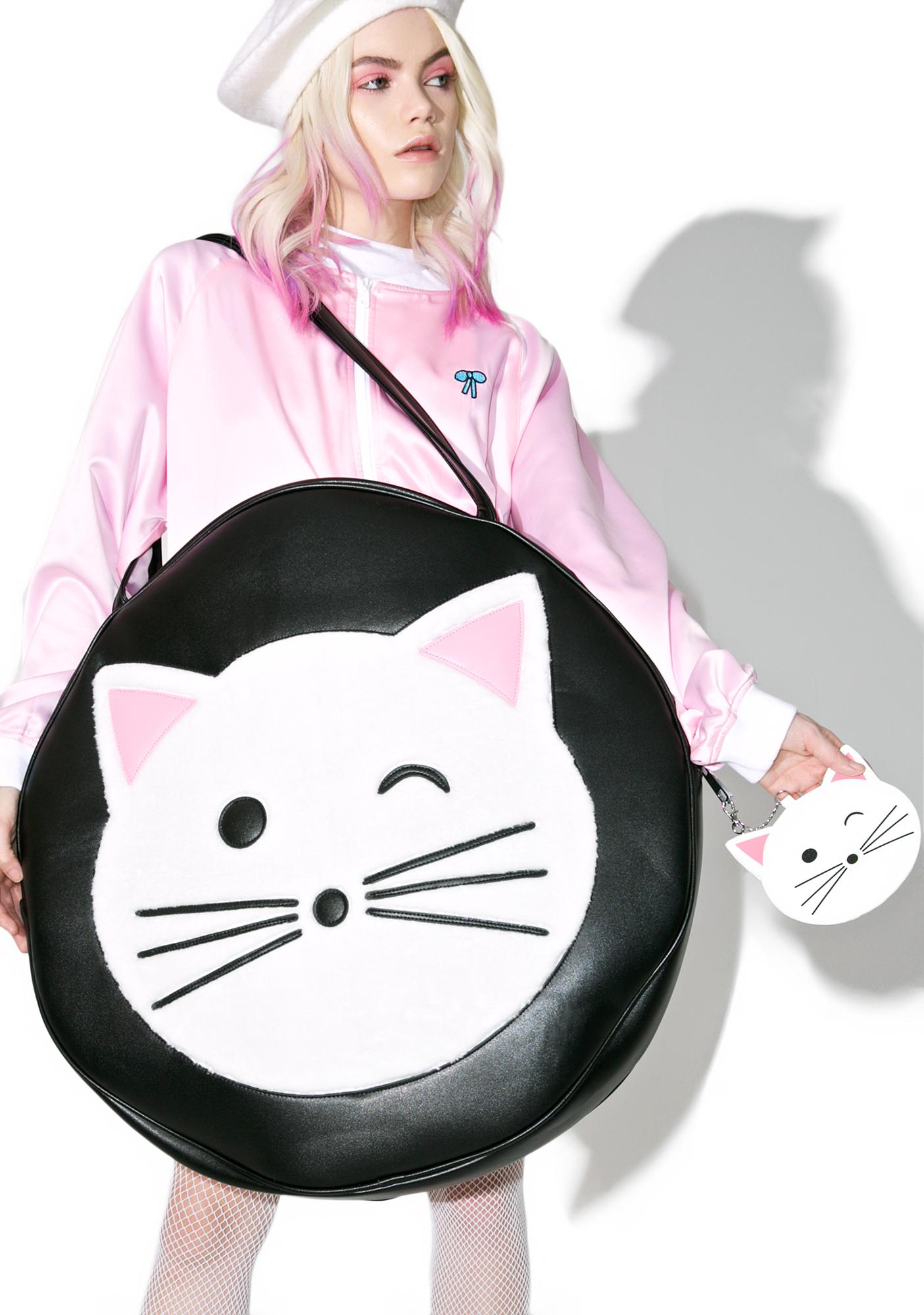 Current Mood Mega Meow Tote