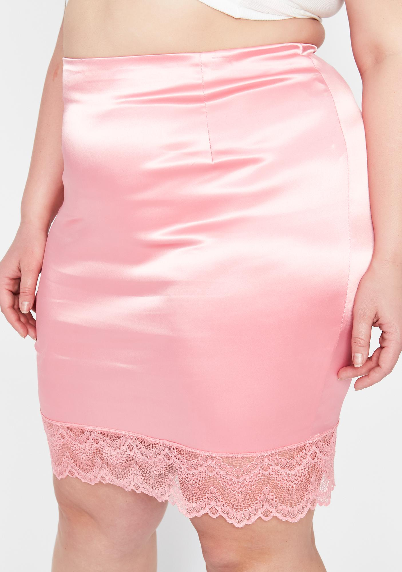 Sweet Mz Pretty Girl Rock Mini Skirt