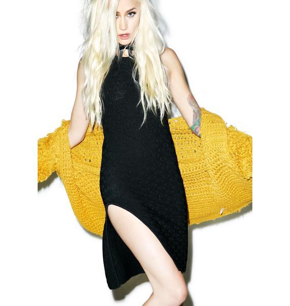 For Love & Lemons Camilla Knit Dress