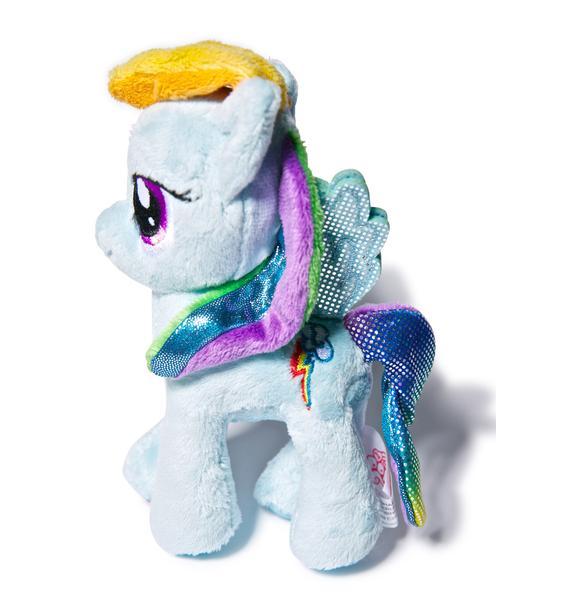 Rainbow Dash Plushy
