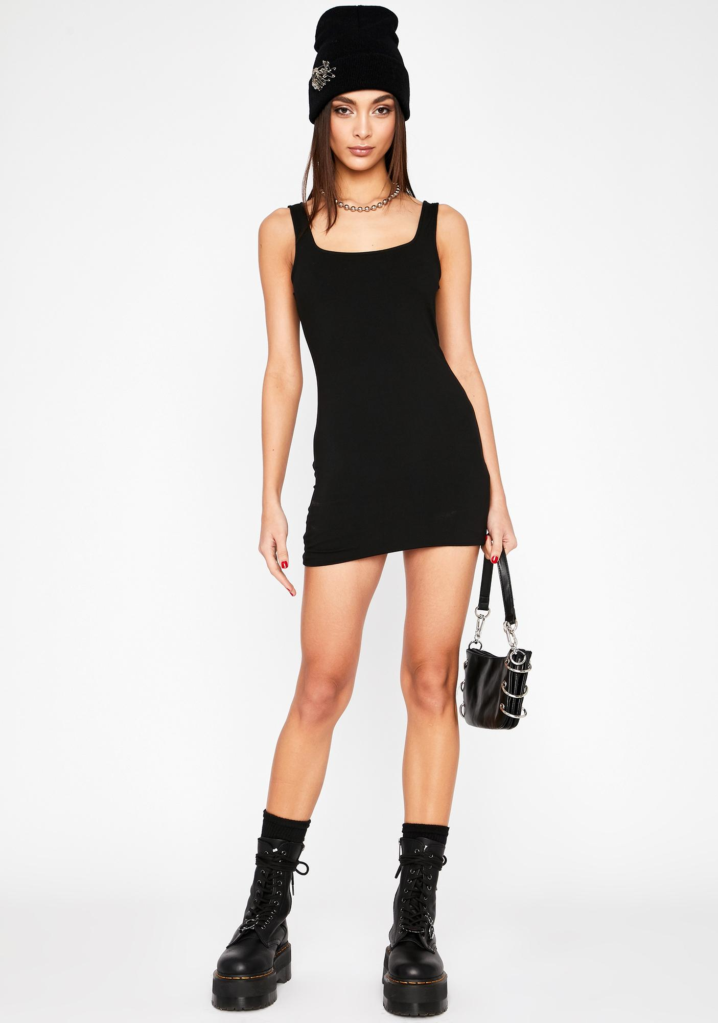 Naughty Tingz Mini Dress