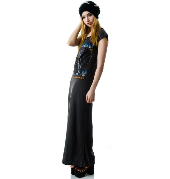 Lonesome On'ry and Mean Tee Shirt Dress