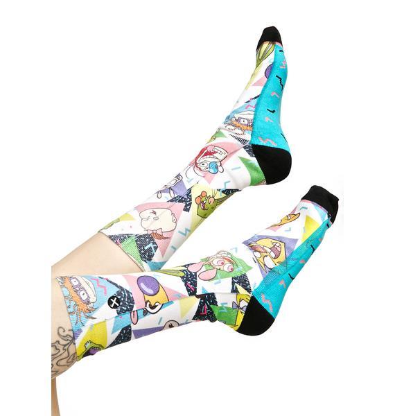Odd Sox Nick 90s Socks