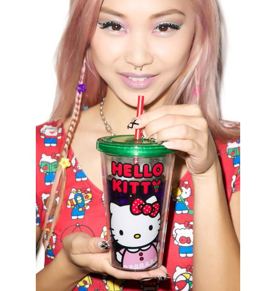 Hello Kitty Travel Cup