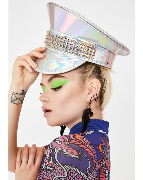 Star Militia Holographic Hat