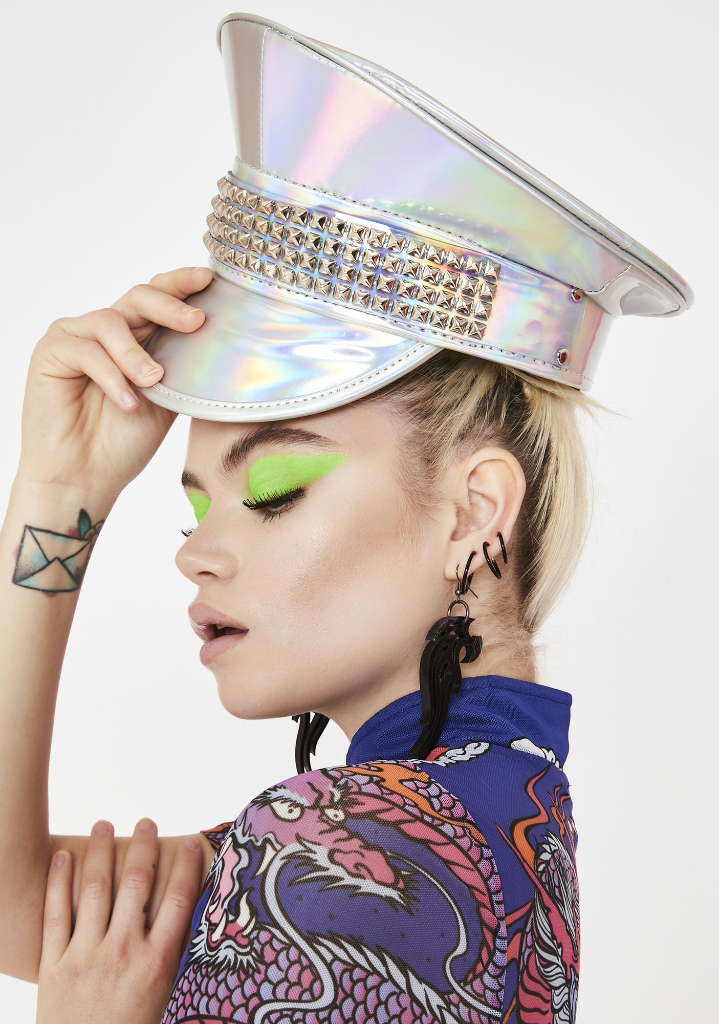Star Militia Holographic Hat