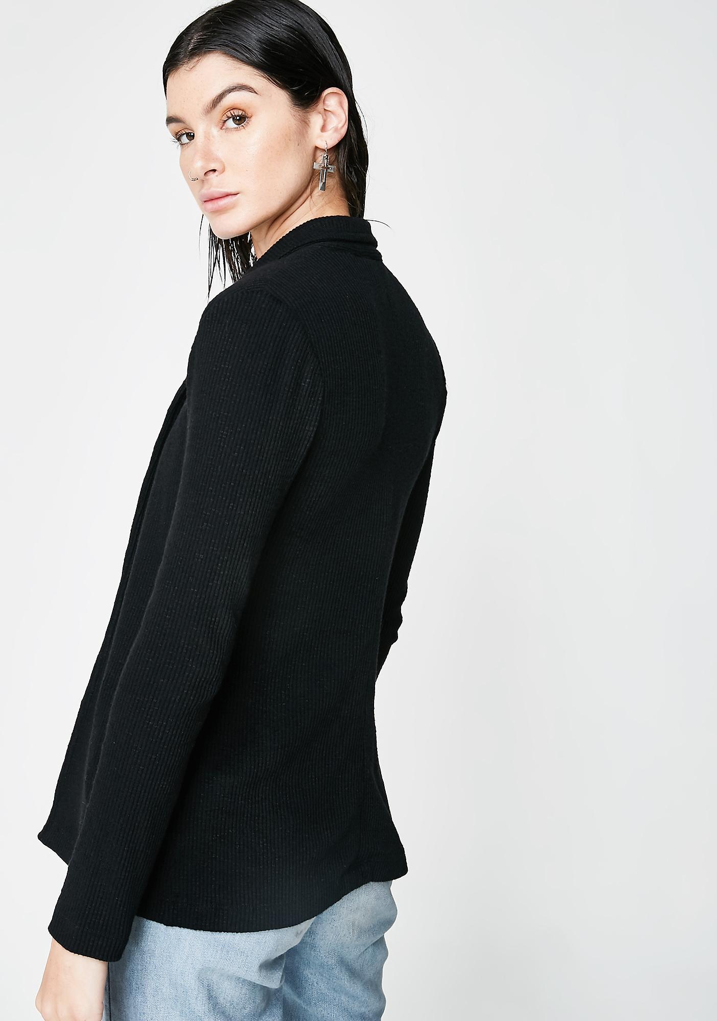 Working Woman Knit Blazer