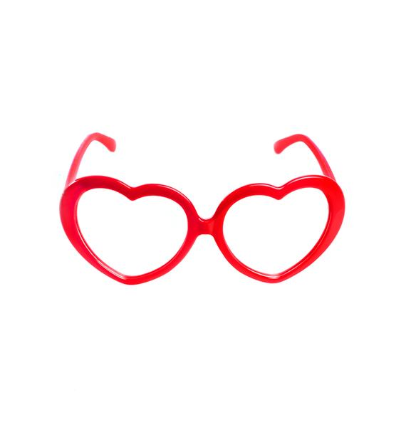 GloFx Heart Diffraction Glasses
