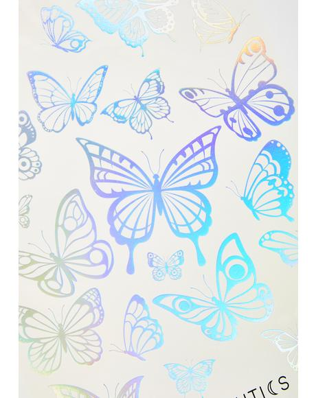 Pretty Fly Temporary Tattoos