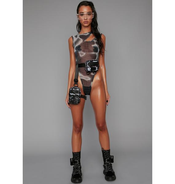 Poster Grl Back On Top Tank Bodysuit