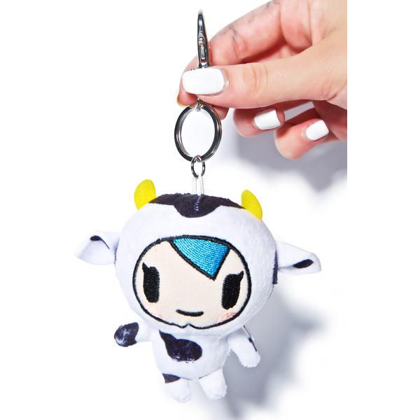 Tokidoki Mozzarella Plush Keychain