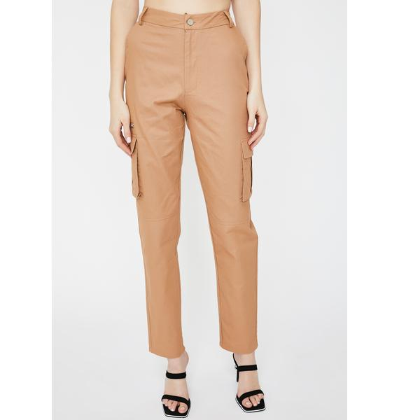 Daisy Street Cargo Pocket Skinny Pants