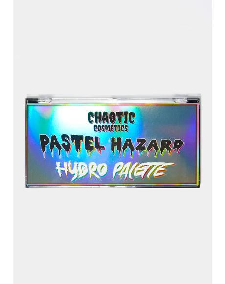 Pastel-Hazard Hydro Eyeshadow Palette
