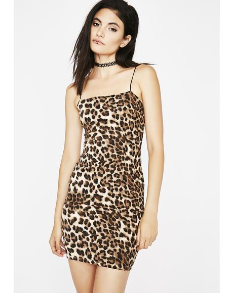 Hot N Ready Mini Dress