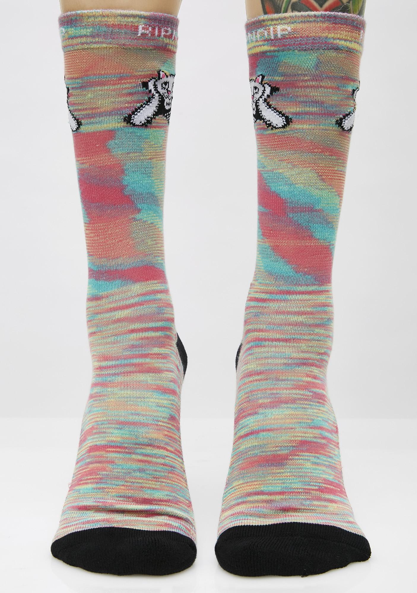 RIPNDIP Stoner Socks