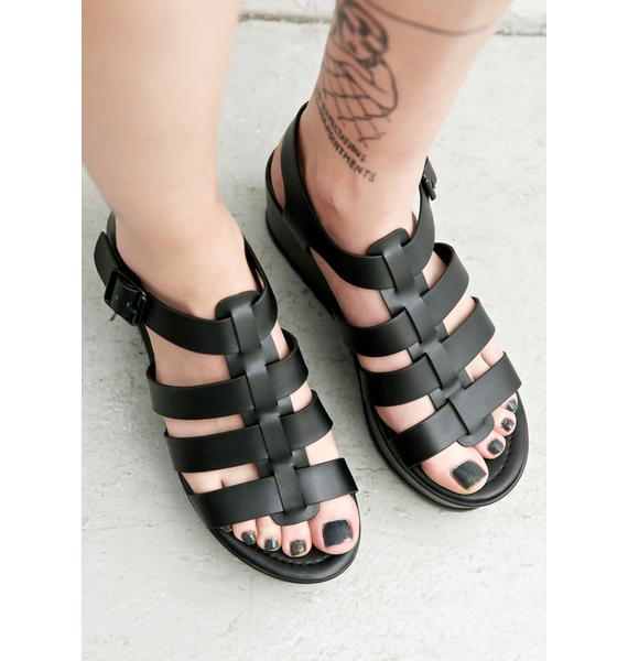 Fighting Chance Gladiator Sandals