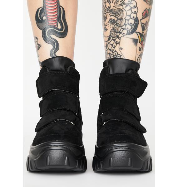 Nox In It To Win It Velcro Sneakers