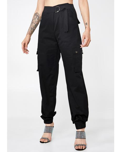 Dark Aliyah Cargo Pants