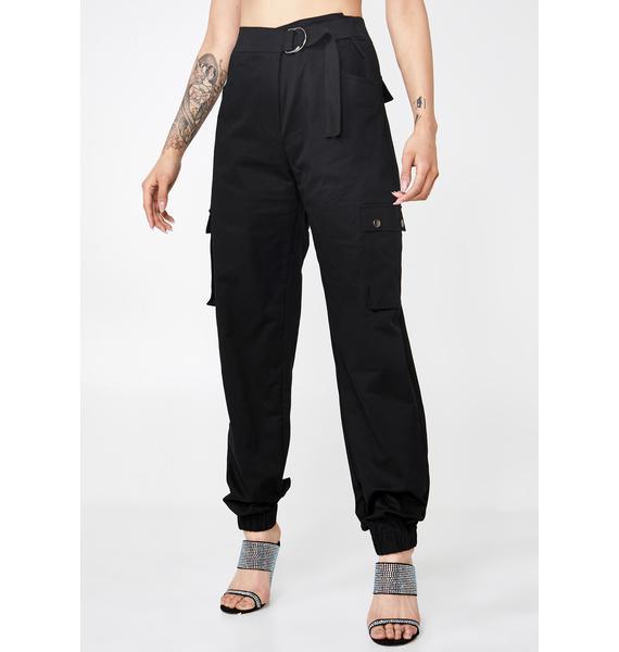Tiger Mist Dark Aliyah Cargo Pants