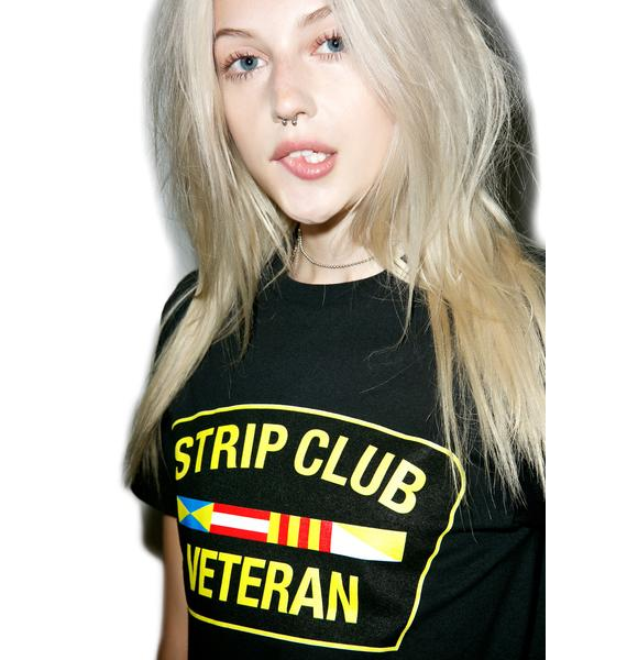 Reason Strip Club Veteran T-Shirt
