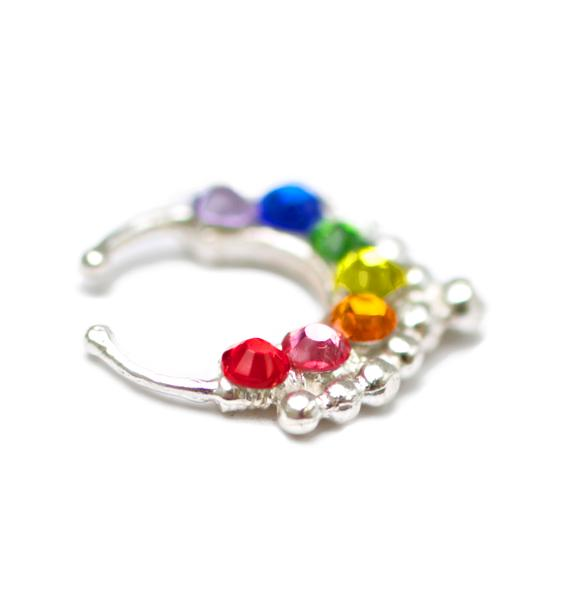Vidakush Rainbow Dream Sadeh Septum Clip
