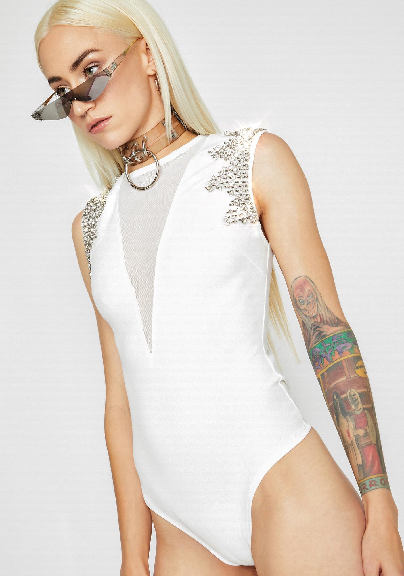 Oh She Bad Tank Bodysuit