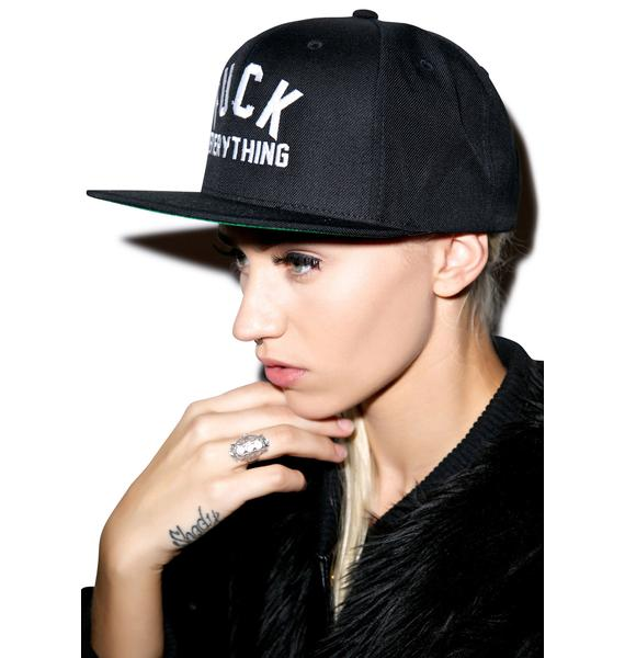 Kill Brand Fuck Everything Hat