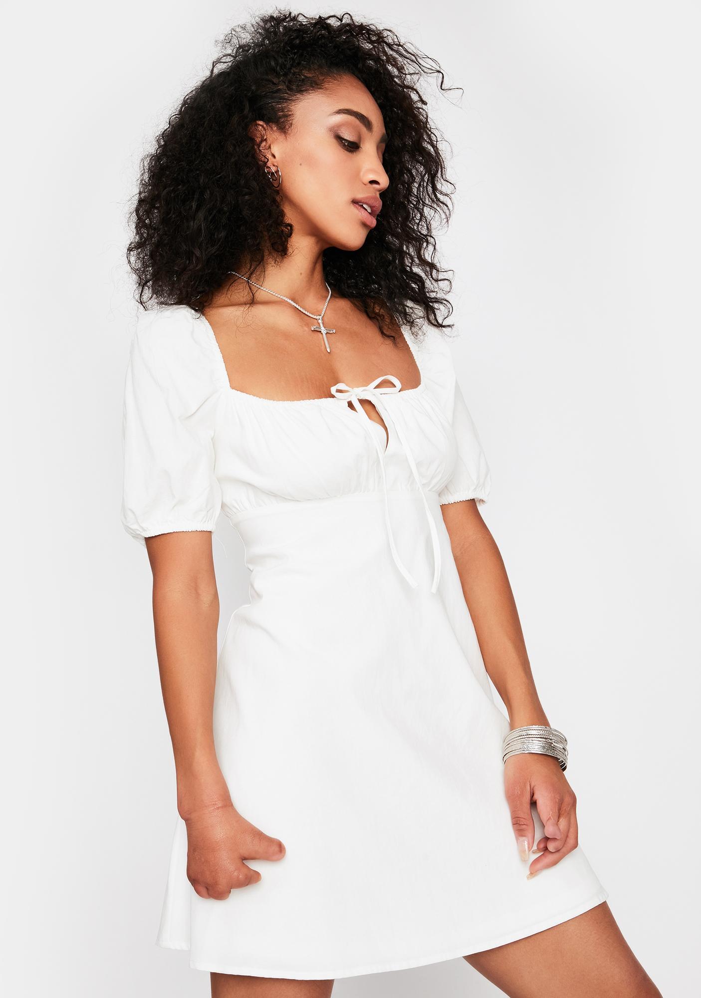 Life Is Good Mini Dress