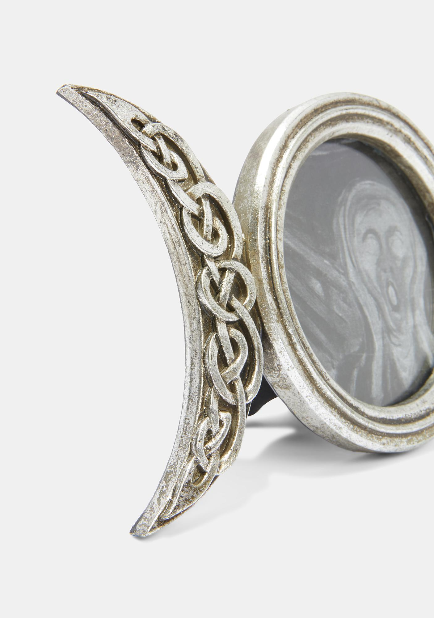 Alchemy England Triple Moon Photo Frame