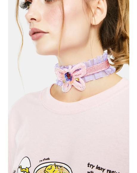 Dreamy Journey Butterfly Choker