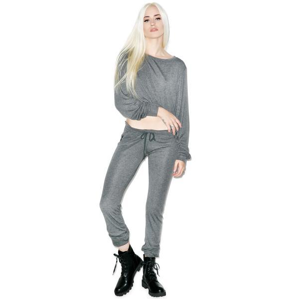 Wildfox Couture Essentials Malibu Sweats