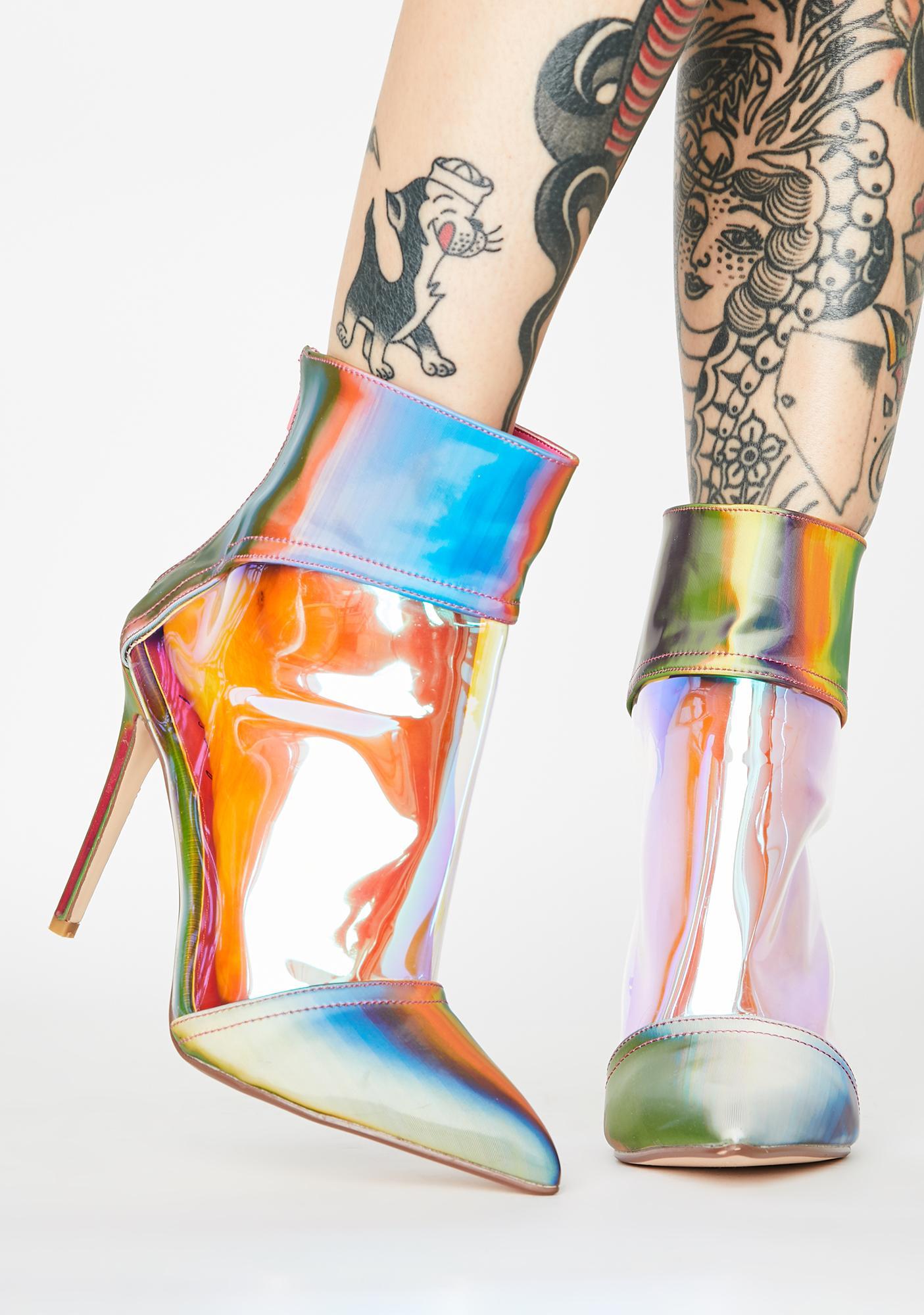 Prismatic Survival Ankle Boots
