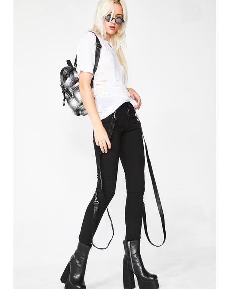 Ravage Bondage Jeans