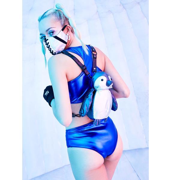 Club Exx Sassy Snowbird Mini Backpack